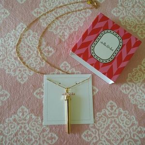 Stella & Dot Rebel Pendant Necklace New In Box